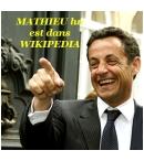 Ce Mathieu quand même !